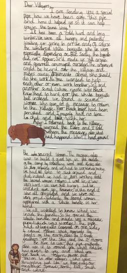 Mahjabin's letter