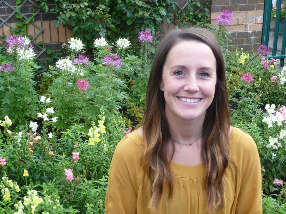 Rachael Vincent: EYFS Lead,  Acorns Teacher