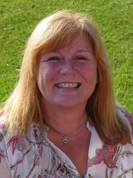 Andrea McEwan: School Business Manager