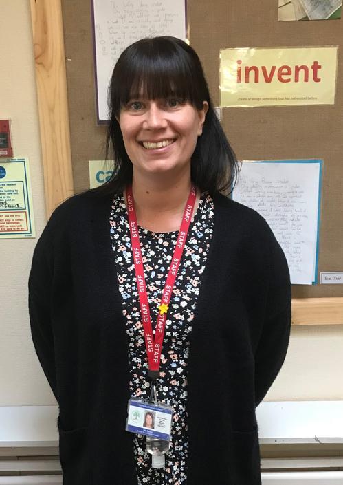 Sarah Oakes: School Business Assistant