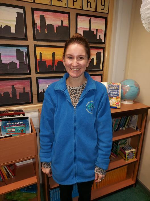 Katie Berry: Y3 Holly Teacher