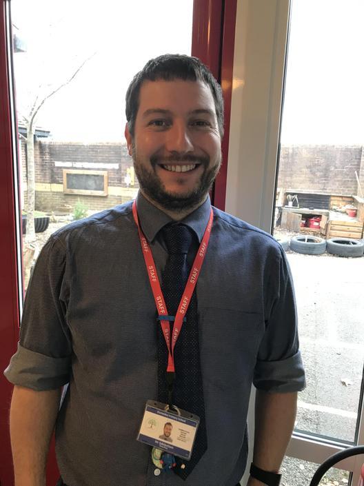 James Sidebotton: Y6 Teacher