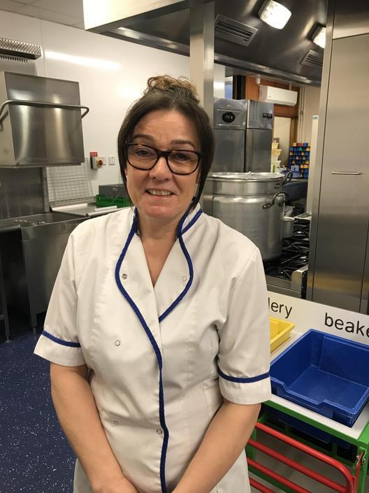 Jacqui Smith: School Cook