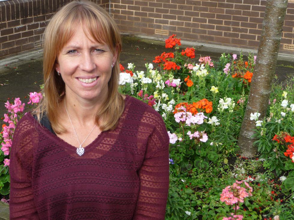 Bernadette Thirlwell: Senior Admin Assistant