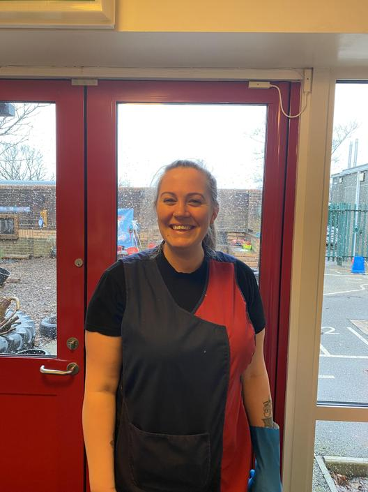 Kate Spence: Midday and Cleaning Team