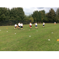 Tag rugby in PE