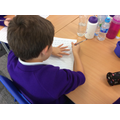 Developing our handwriting