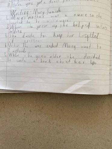 Facts about Mary Seacole by Pranav, E Kalter