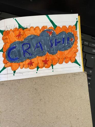 Pranav, E Kalter class' colourful Pop Art
