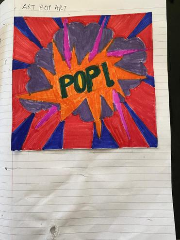Pranav, E Kalter class, wonderful Pop Art