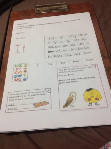 Writing good sentences by Prisha, Bulu