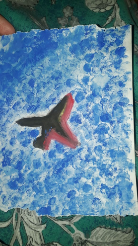 Look at Rayan, Bulu class' brilliant Pop Art
