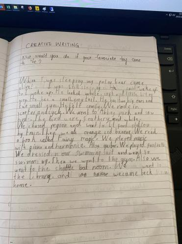 Creative Writing-proof reading by Pranav, EKalter