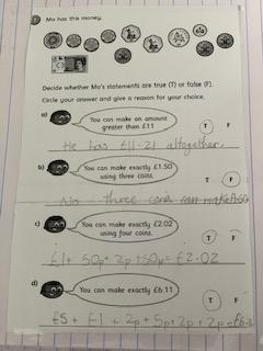 Safaa- Green class- Maths