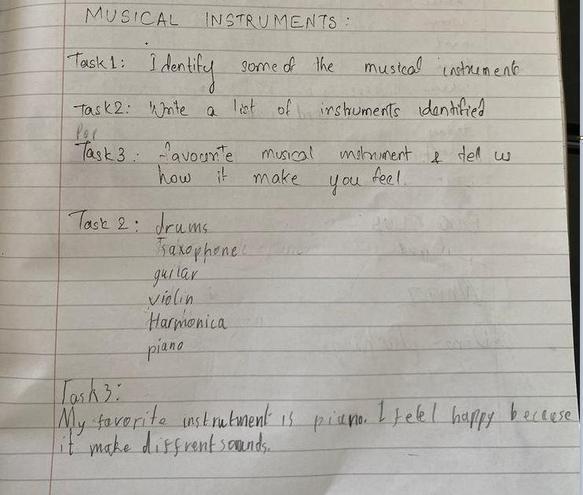 Music styles &instruments by Pranav,E Kalter class