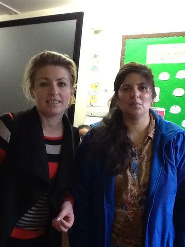 Mrs Iqbal and Ms Meshi