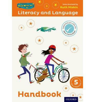 The Year 5 Literacy and Language Handbook