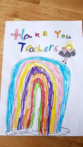 Thank you Teachers from Larisa, Bulu