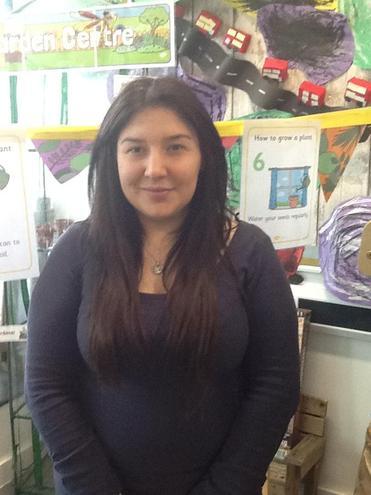Miss Isirgan Teacher Ebardhe Nursery