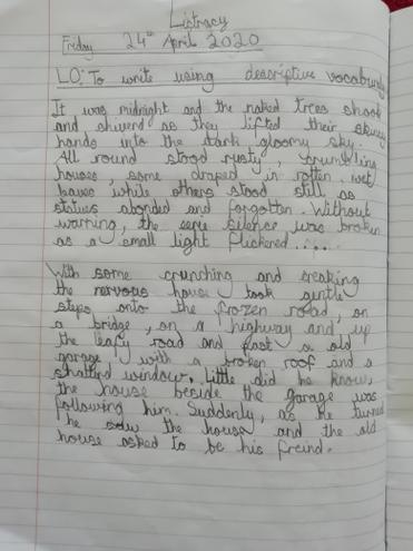 Safa- Verde Class- Description (Literacy)