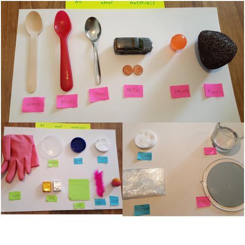 Science- Materials by Fatima, Bulu