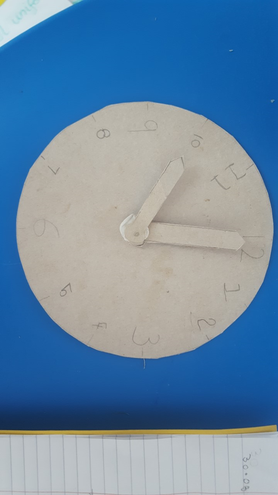 Maths- telling the time by Ayaan, E Kalter class