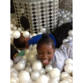Fun in the ball pit