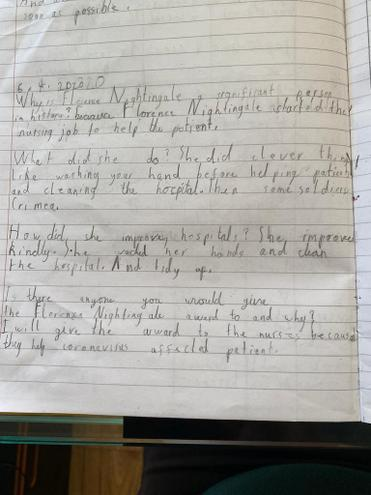 Facts about Florence Nightingale by Pranav,EKalte
