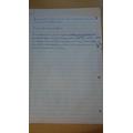 Ernest's 'Dustin' diary part 4