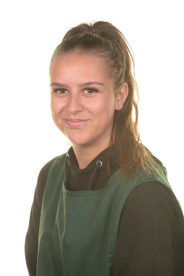 Miss K Scutt - Cleaner