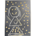 Isabelle's crystal painting