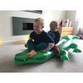 Crocodile Dundee?