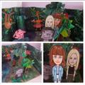Rainforest adventures with Phoebe