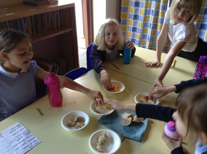 Bread Tasting Survey