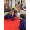 Foundation Stage - bubble making