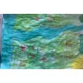 Ellis's landscape painting
