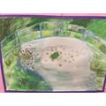 Beautiful Monet inspired art from Class 6