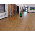 We explored how far bouncy balls could travel!