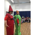 Dress up for World Book Week
