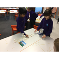We used famous bridges as our inspiration!