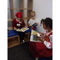 There are pirates in our new library!