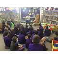 Visit to Didcot library