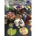 Sharing stories during World Book Week