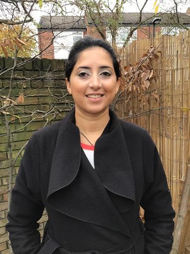 Miss Mira Khunti - Teaching Assistant