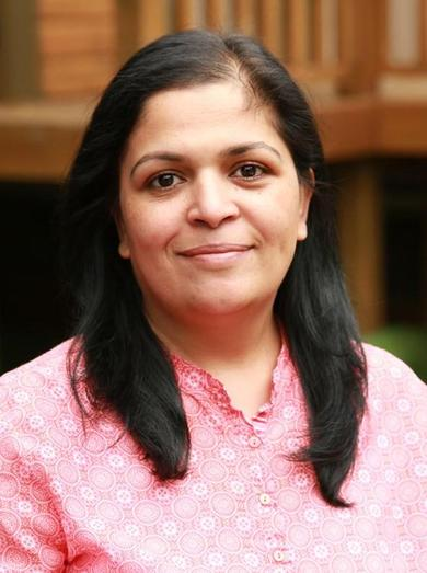 Miss Nisha Patel - School Chef