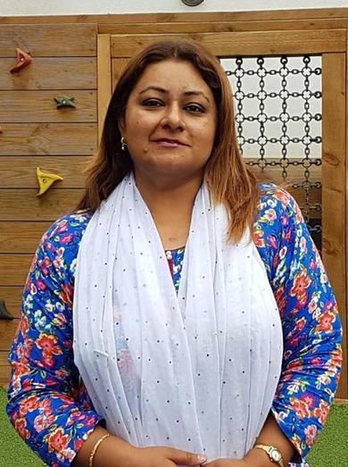 Miss Fatima Rizvi - Teaching Assistant