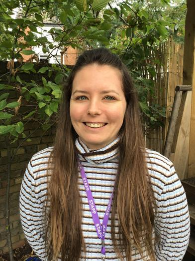 Miss Andrea Eckert - Reception Teacher