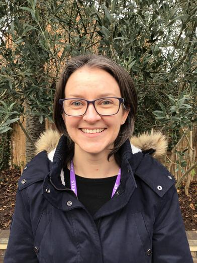 Miss Clare Thane-Woodhams - Teaching Assistant