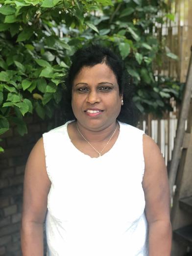 Miss Eshwary Vinayagomoorthy - Catering Assistant