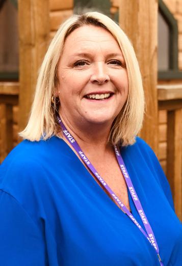Miss Karen Surey - School Office Manager
